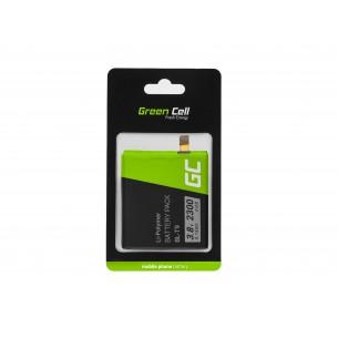Green Cell Smartphone Batteria per LG NEXUS 5 BL-T9