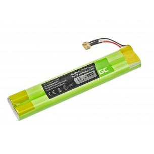 Green Cell Speaker Batteria EU-BT00003000-B per TDK Life On Record A33 A34 TREK Max
