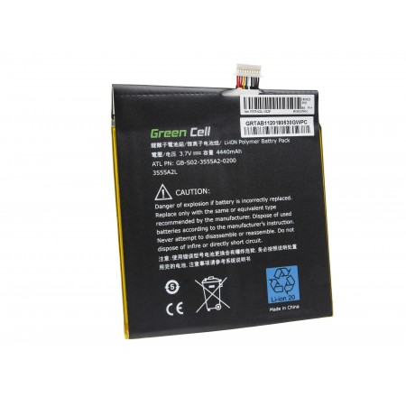 Green Cell Tablet Batteria Amazon Kindle Fire 7 2011 1st generation
