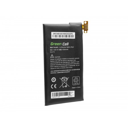 Green Cell Tablet Batteria Amazon Kindle Fire HDX 7