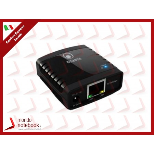 PRINT SERVER ATLANTIS A02-PSU1 10/100M 1 USB 2.0