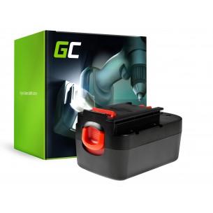 Green Cell ® Power Tool Batteria per Black&Decker A18 A1718 HPB18 18V 3Ah