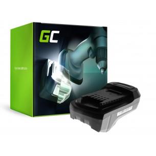 Green Cell ® Power Tool Batteria per Einhell RT-CD 14,4/1 2 Ah 14.4 V