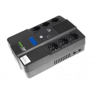Green Cell ® UPS AiO 600VA LCD