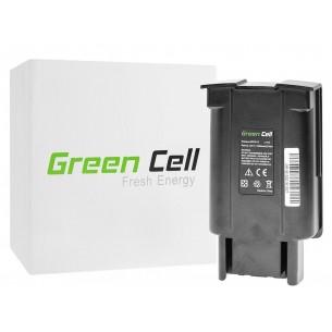 Green Cell ® Vacuum Cleaner Batteria per Karcher KM 35/5 C 1.5 Ah 18V