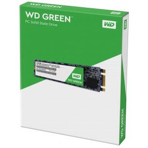 HARD DISK SATA M.2 120GB Western Digital WD Green