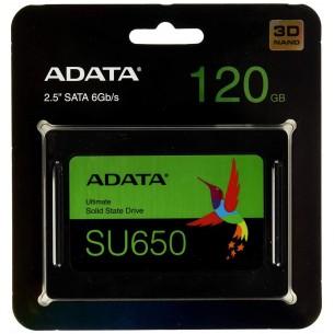 "HARD DISK SSD 120GB ADATA 2,5"" 3D Nand SATA III"