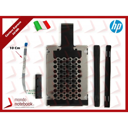 Hard Drive Disk Tray HDD Caddy e Connettore Cavo Flat HP Pavilion 15-CS