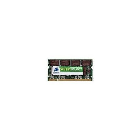 RAM SO-DIMM NOTEBOOK DDR1 1GB PC400 400Mhz CL3 SILICON POWER