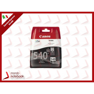 INK CANON PG-540 Nero 8ml X MG3650s MG3250 MG3550 MG3650 MG4250 MX375 MX435 MX515 MX525...