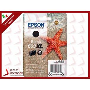 INK EPSON C13T03A14010 Nero (Taglia XL) Stella Marina x WF-2830DWF WF-2850DWF XP-3100...