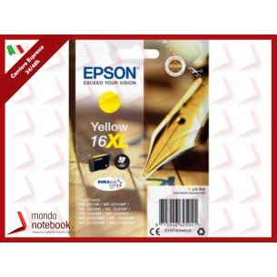 INK EPSON C13T16344012 Gial Penna/Cruciverba XL DURABriteUltra WF-2010 2510 2520 2530...