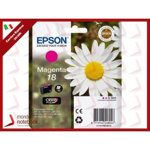 INK EPSON C13T18034012 Magent Margherita x XP-205 XP-305 XP-405WH XP-212 XP-215 XP-312...
