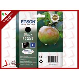INK EPSON T129 Nero Mela-Tg L x SX230 SX235W BX320FW WF-7015 WF-7515 WF-7525 WF-3010DW...