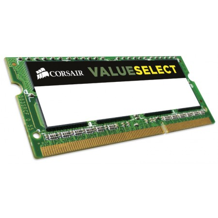 RAM SO-DIMM NOTEBOOK DDR3L 4GB PC1333 1333MHz CL9 CORSAIR