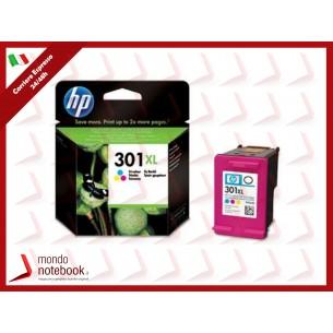 INK HP CH564EE N.301XL TRICROMIA 480PP X Deskjet F2050 1510 3050 3050A 1050 2050A...