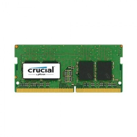 RAM SO-DIMM NOTEBOOK DDR4 8GB PC4-19200 2400Mhz CL17 - Crucial