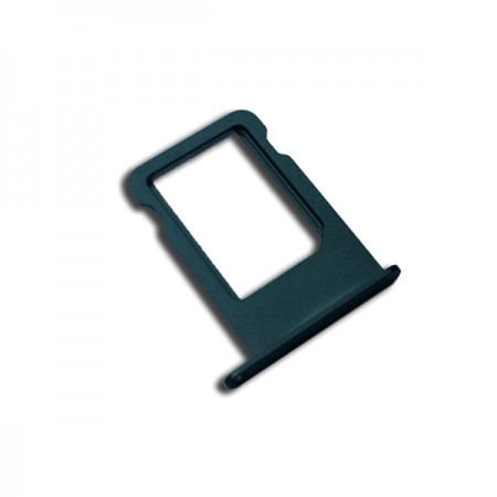 iPhone 5 5S Micro-Sim Card Holder Sim Tray - Black