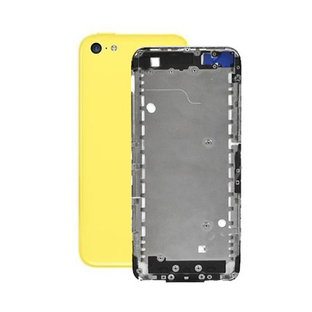 iPhone 5C Battery Back Cover - Yellow