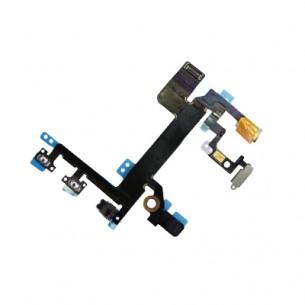 iPhone 5C Power On-Off Volume On-Off Flex