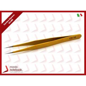 Pinzetta di Precisione in Acciaio (Punte dritte) 120mm