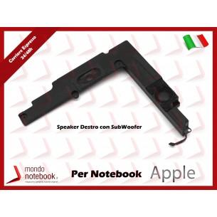 "Altoparlante Speaker APPLE MacBook Pro 15"" Unibody A1286 2009 (Destra)"