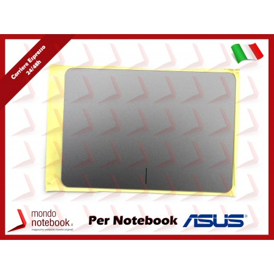 Clickpad Mylar Copertura Touchpad ASUS X556 X556UA X556UJ X556UR X556UV (Silver)