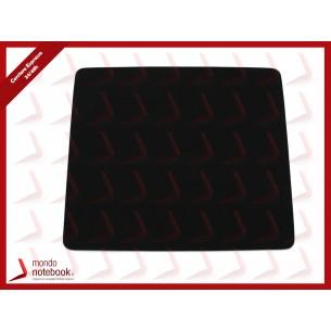 Tappetino Mouse Mousepad EDNET in tessuto con base gommata - Nero