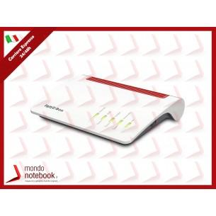 ROUTER GIGABIT FRITZ! WIRELESS Box 7590 VDSL/ADSL,WiFi4x4 AC+N 5/2.4Ghz 4P Gigabit...