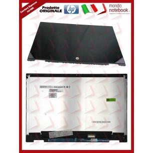 Display Completo di Touchscreen per HP Pavilion x360 14m-dw 14-dw (Full HD)