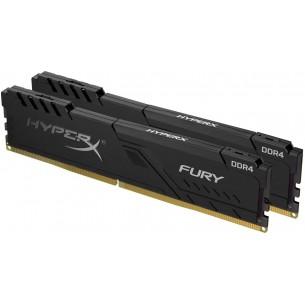 HyperX FURY Black HX432C16FB3K2/16 Memoria 16GB, Kit (2x8GB), 3200MHz DDR4