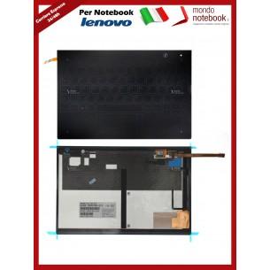 Display LCD secondario tastiera Touch Screen YOGA BOOK 2IN1 YB-X91L ZA0W ZA16