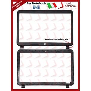 Bezel Cornice LCD HP 15-D 250 255 G2 (Versione per cover lcd con perni di aggancio)