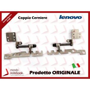 Cerniere Hinges LENOVO Y50 Y50-70 Y50-80 Y50-70AT (Coppia)