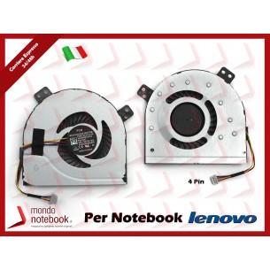 Ventola Fan CPU LENOVO Z400 Z400A Z500 Z500A P500 Z410 Z510