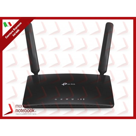 ROUTER TP-LINK Archer MR200 V4 AC750 Wireless DualBand 4G LTE router/modem 3P LAN+1P...
